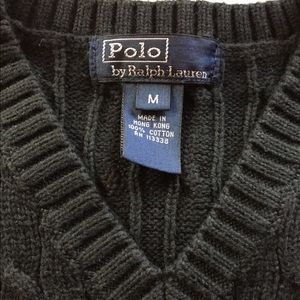 Polo Ralph Lauren Boys Sweater Vest